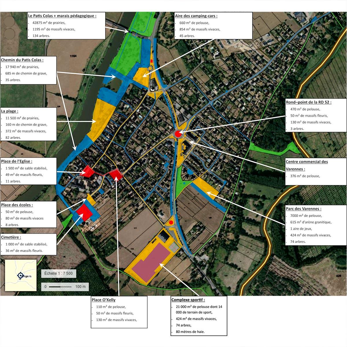 Relevé cartographique pour un plan de gestion : connaitre son patrimoine naturel simplifie sa gestion