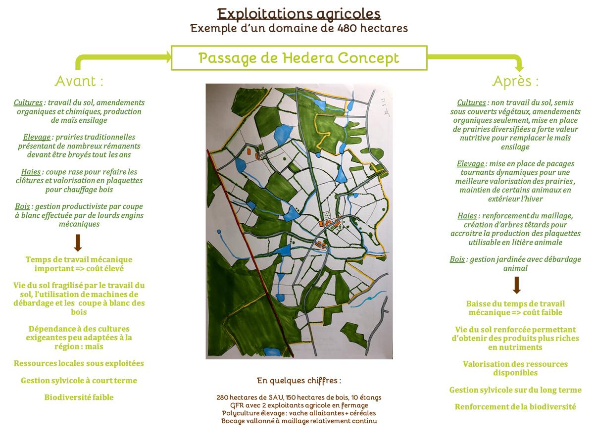 Gestion durable Exploitation agricole